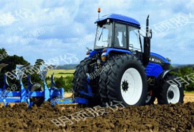 福田雷沃:携手明硕,让中国农业装备出口的更远